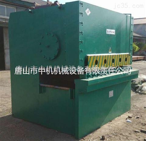 12米长20mm厚钢板数控可移动式分条机