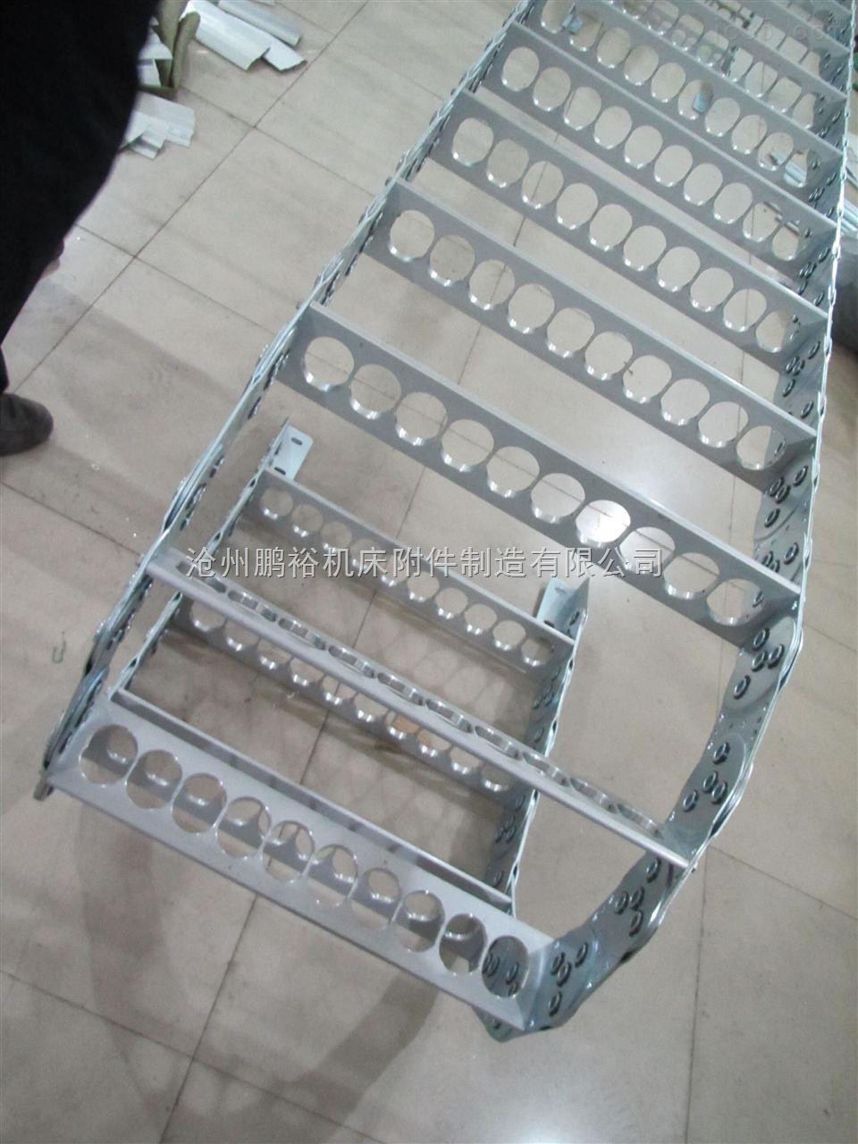 河北桥式钢制拖链