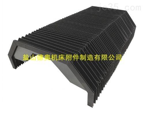 导轨柔性风琴防护罩产品动态