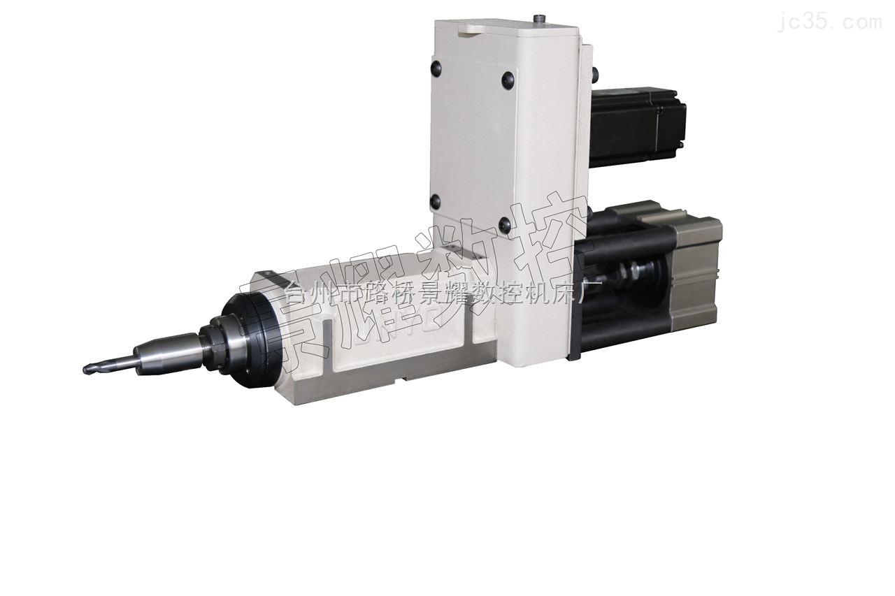 动力头/钻孔动力头/镗孔动力头/MT2#镗铣钻孔动力头