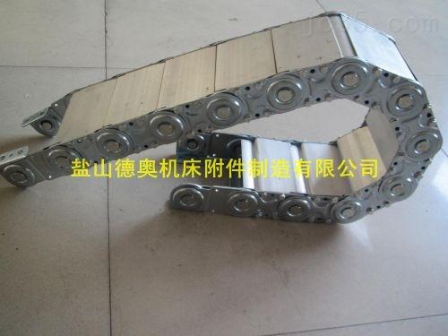 钢厂线缆移动钢铝拖链动态