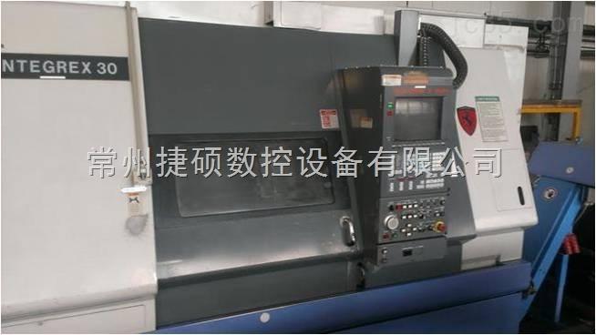 车铣中心(MAZAK)CNC Milling Lathe Machine MAZAK integre