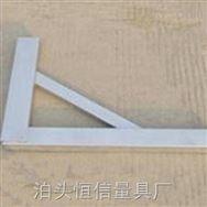 镁铝直角尺恒信镁铝直角尺镁铝轻型直角尺0级精度