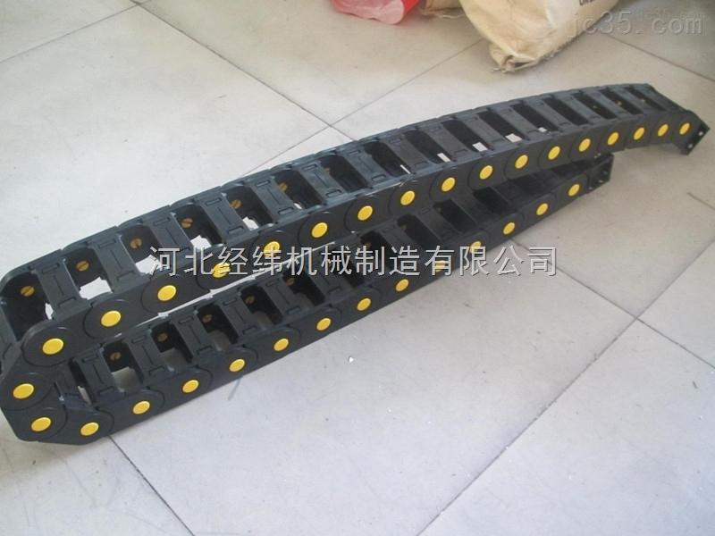 塑料桥式工程拖链