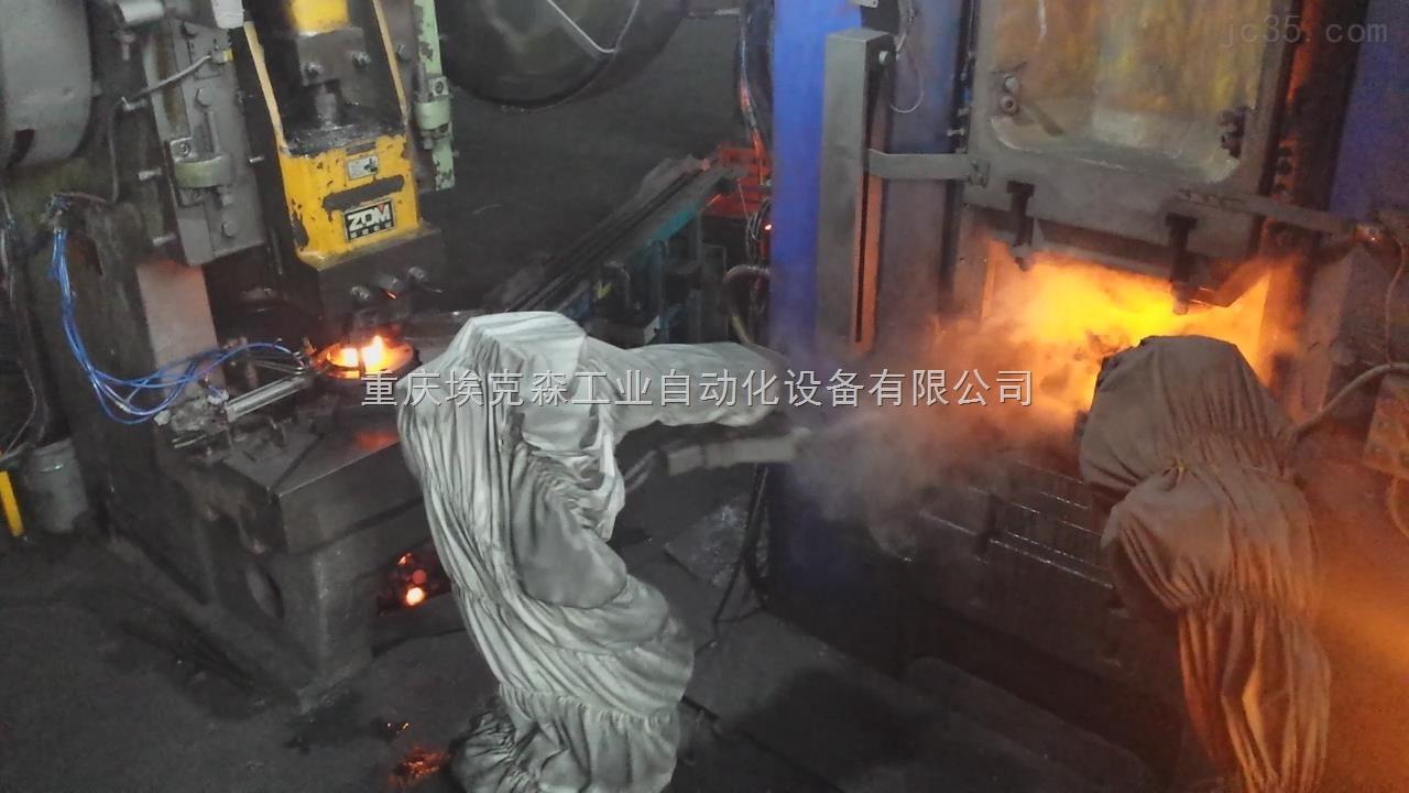 供应湖南锻造机器人,湖北高温自动化锻造机械手厂家