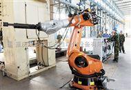 河南自动化喷涂生产线有,郑州产品打磨机器人厂