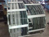 高质量不变形不下垂承重型钢制拖链
