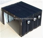 PVC支撑简易导轨风琴防护罩