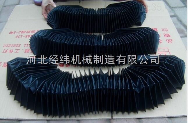 门窗机械风琴式防尘罩 折叠式耐高温防护罩