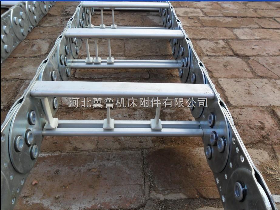 电子设备高性能除尘钢铝拖链/框架式拖链