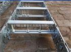 自动化电缆线机械防护除尘钢铝拖链