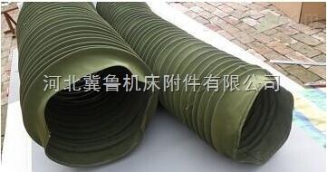 耐天候老化性能防腐帆布风机软连接