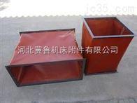 锦州液态圆形硅胶布通风管销售