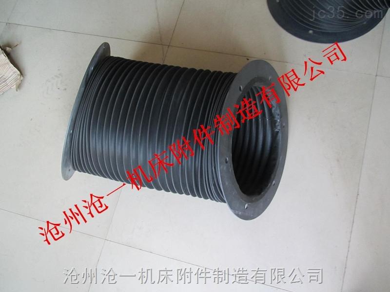防渗透气缸活塞杆防护罩