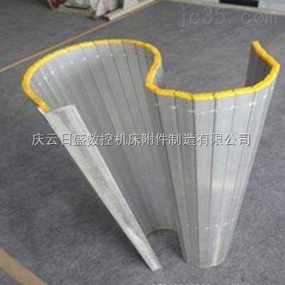 防护罩卷帘式防护罩山东生产厂家庆云日盛