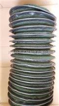 液壓缸防塵罩 圓形伸縮縫制防護罩