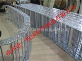 焊装升降机桥式钢铝拖链