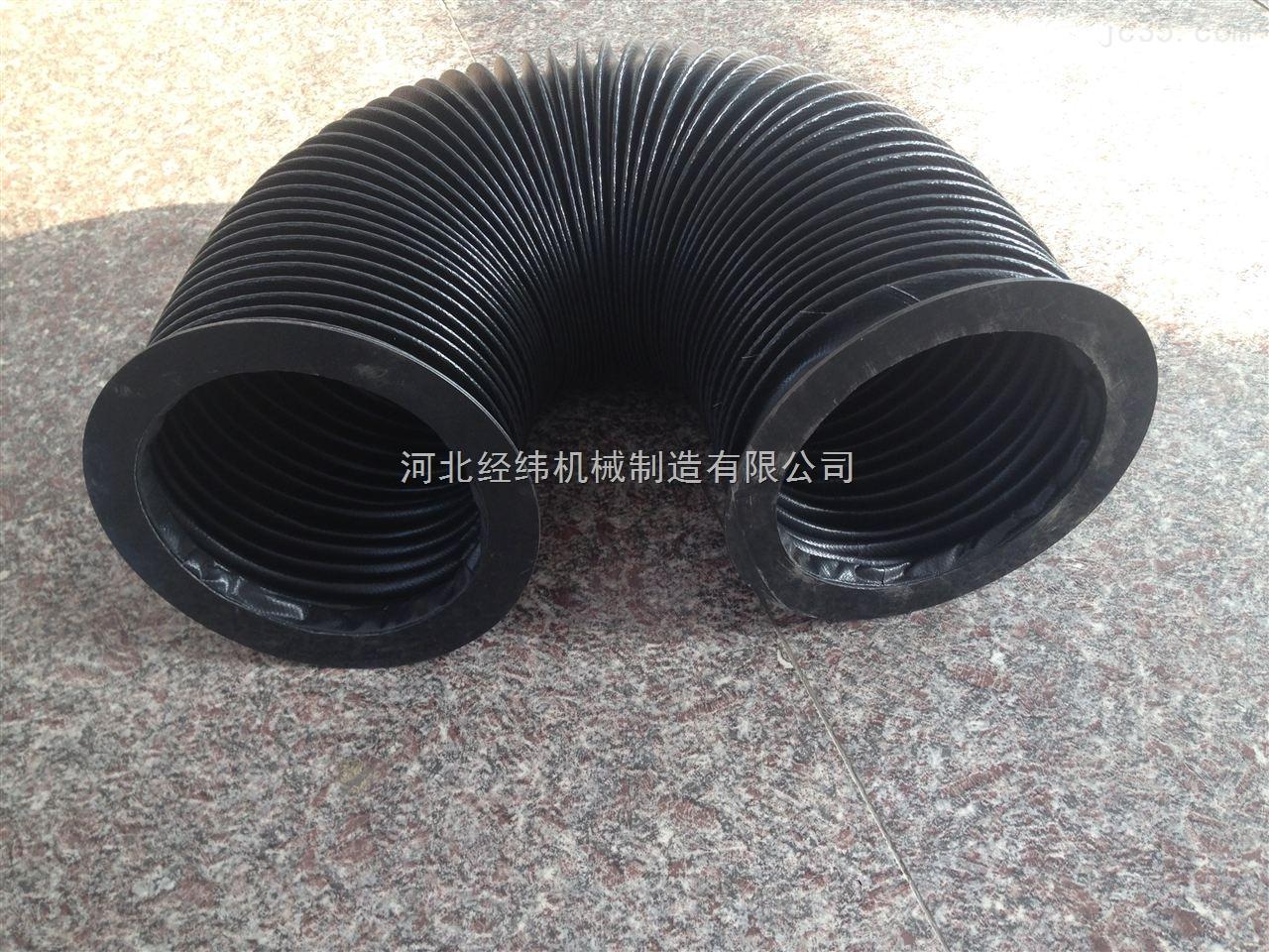 阻燃油缸保护套 圆形伸缩防护罩