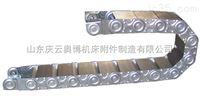 拖链,钢制拖链厂 油管线缆拖链 船厂用桥式拖链