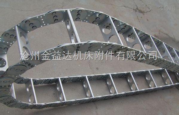 框架式穿线钢铝拖链