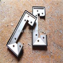 铝型材刮屑板 机床刮油板 数控机床刮板 铝合金刮削板