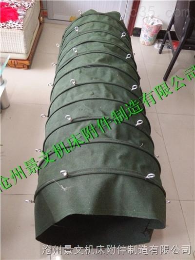吊环式水泥散装伸缩布袋专业厂