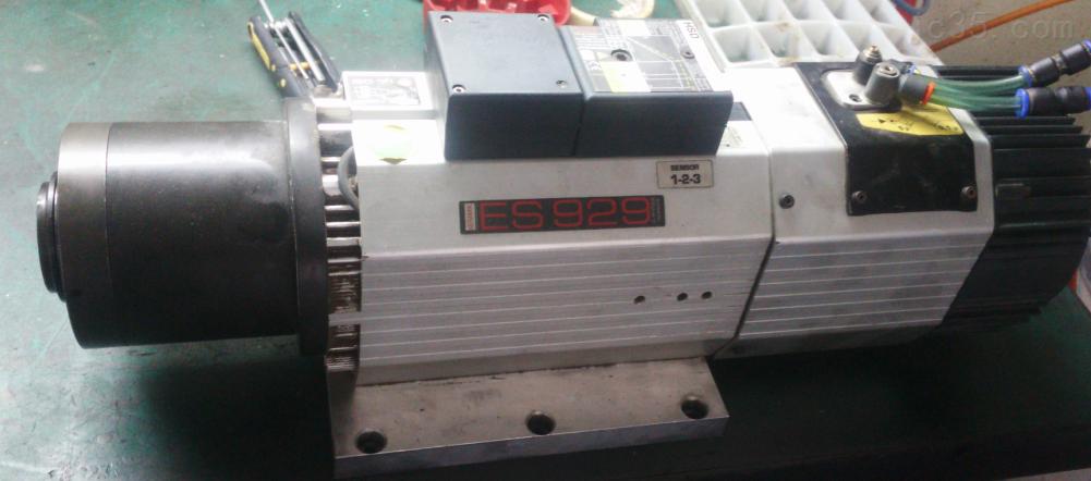 意大利HSD  ES 929A  4P 12KW电主轴维修HSK  30木工机械电主轴