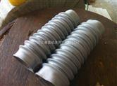 通風口防火硅膠布伸縮除塵軟連接快捷安裝