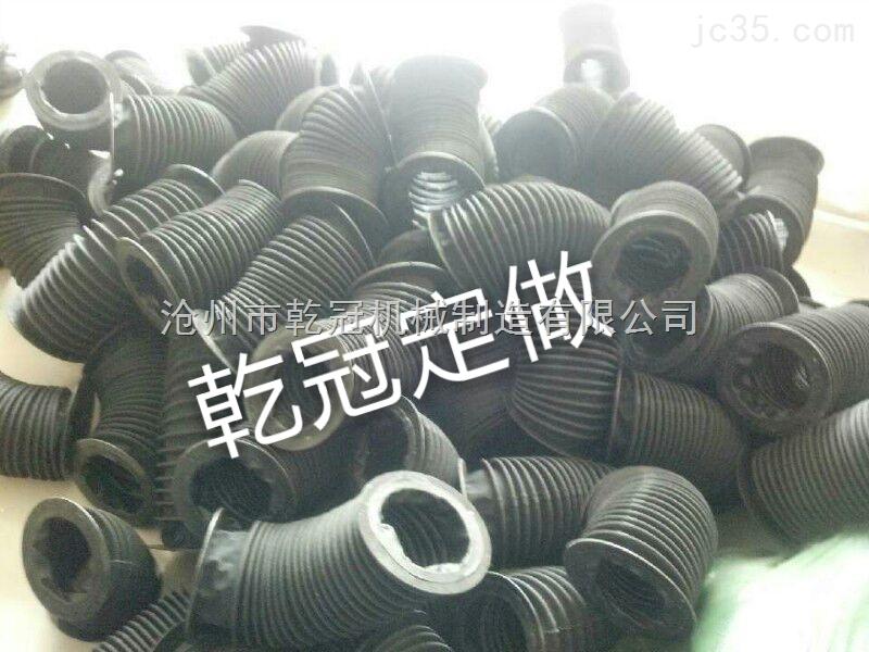 乾冠机床附件厂定做圆形防护罩