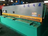 QC12Y-8*4000液压摆式仪表行业通用剪板机