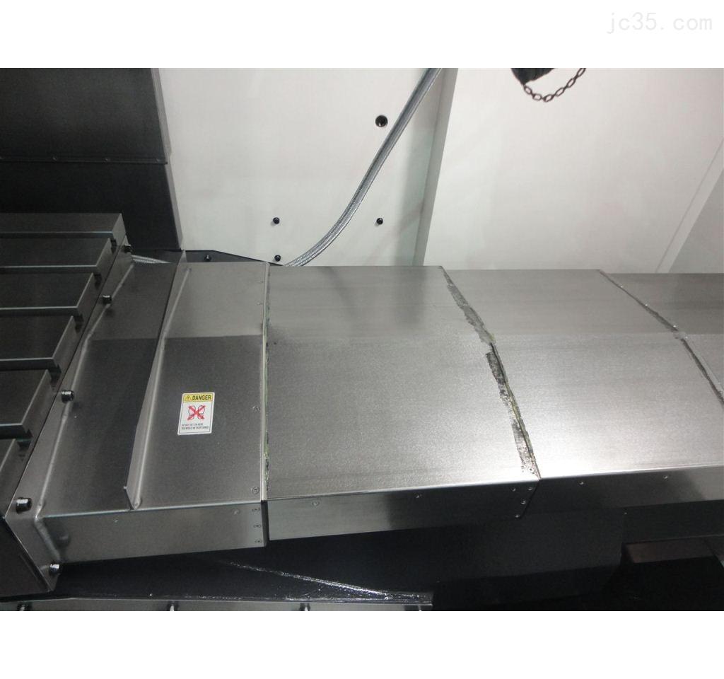 专业设计加工铣床钢板防尘罩