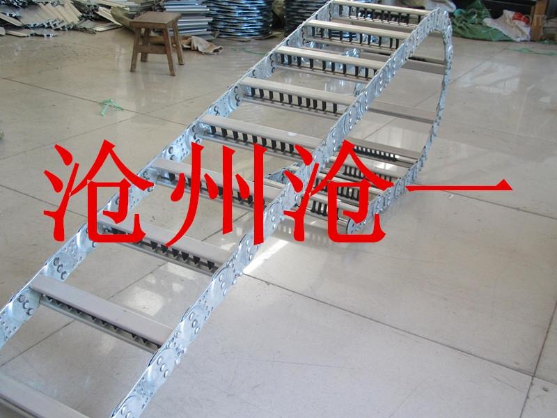 钢制工程拖链沧一供应