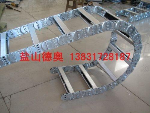高能量钢制拖链,优质耐腐蚀钢制拖链