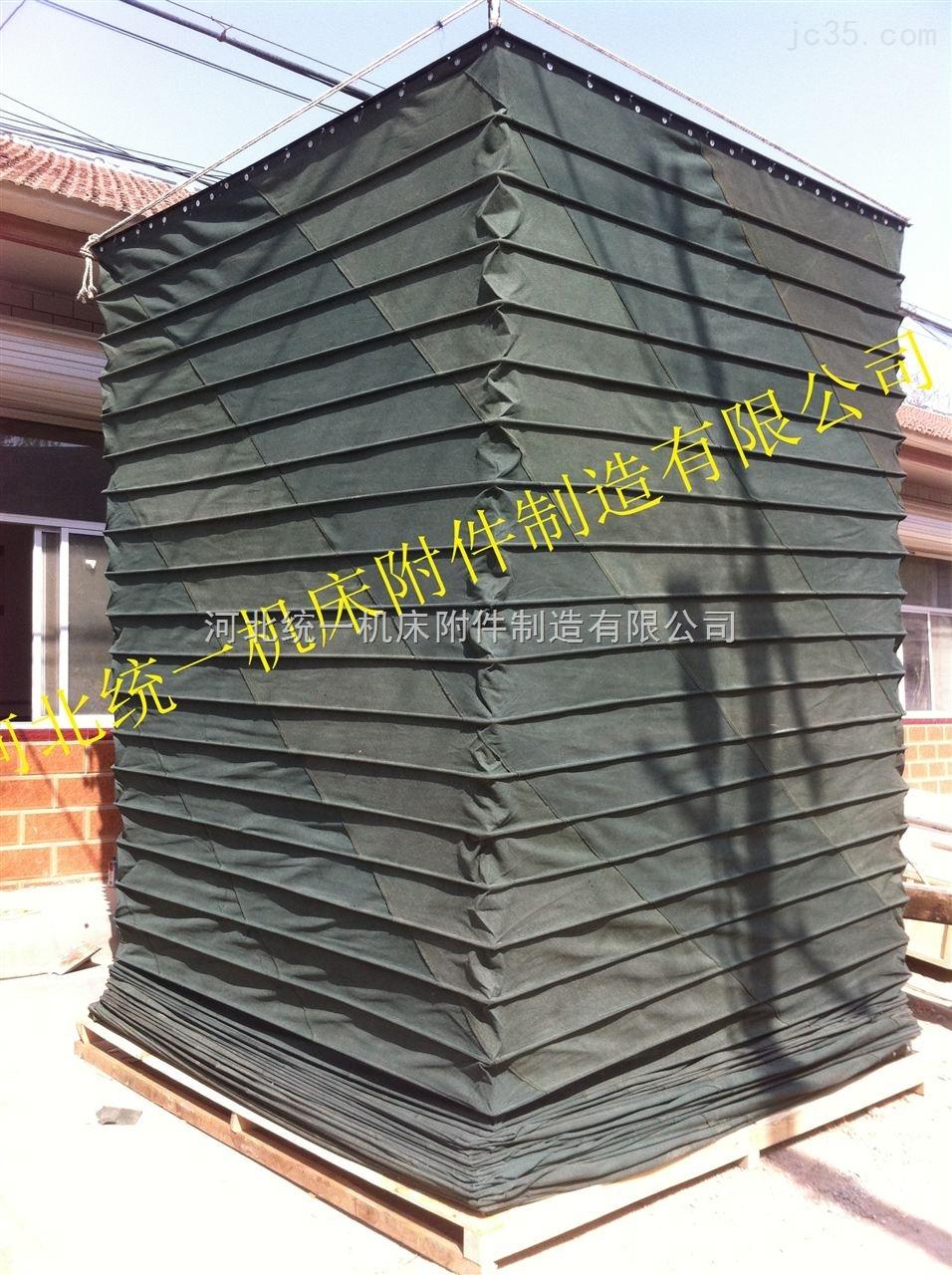 机械通风方形帆布软连接专业供应商