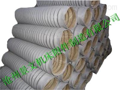 钢厂耐温防火通风管规格