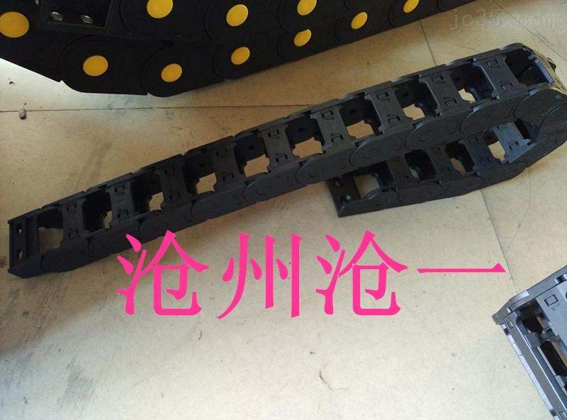 冶金机械穿线工程拖链推荐