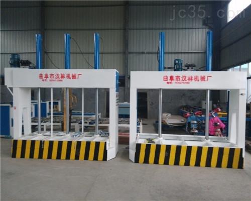 现货供应门板冷压机 秸秆门冷压机厂家