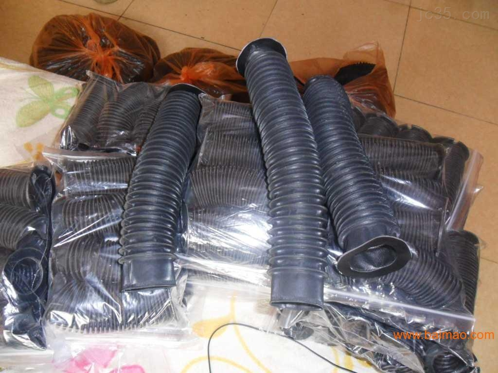 供应抗老化伸缩式丝杠防护罩/防尘、防水、防油