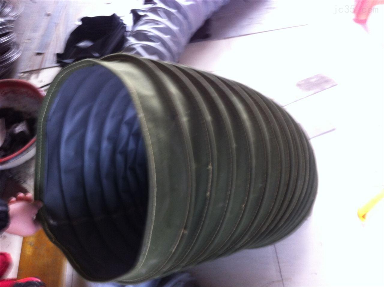 帆布软连接水泥伸缩布袋伸缩水泥袋