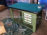 深圳四抽带挂板重型维修工作台批发