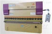 WC67Y-100/3200 E21安徽中德机床液压板料折弯机