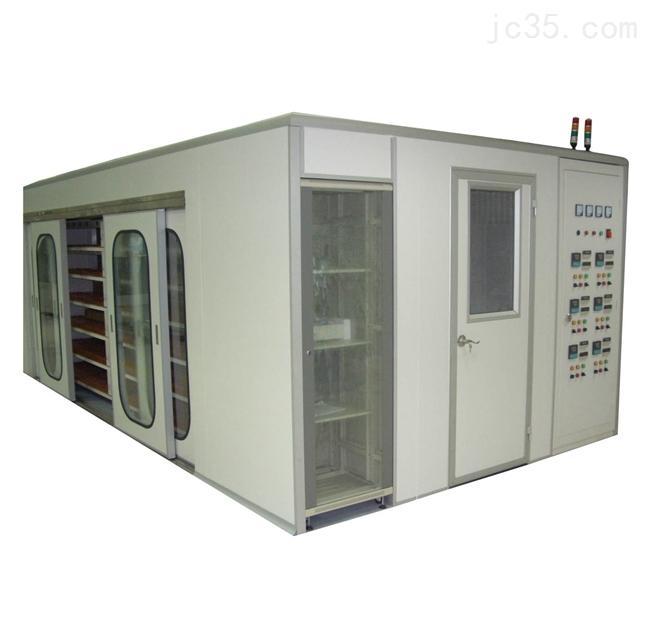 广东科明原厂直销透明大视窗20℃-100℃产品区负载区隔离分体式负载老化房