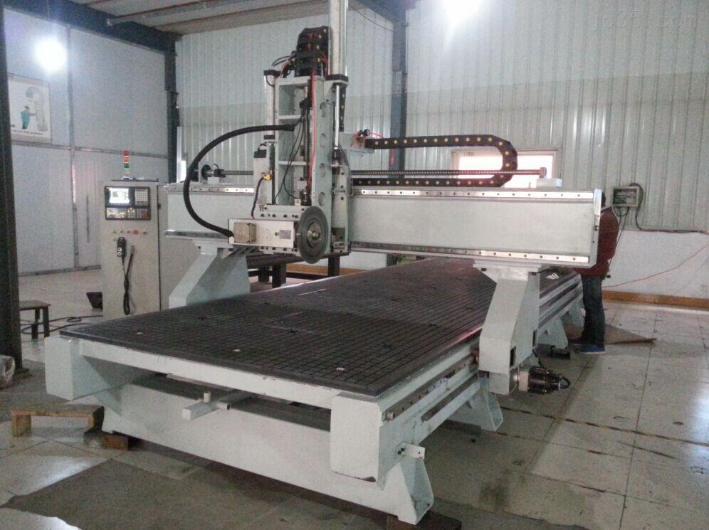 四轴青岛铝型材加工中心,数控轻金属加工机