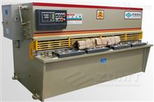 QC12Y-4X2500安徽中德机床液压摆式剪板机