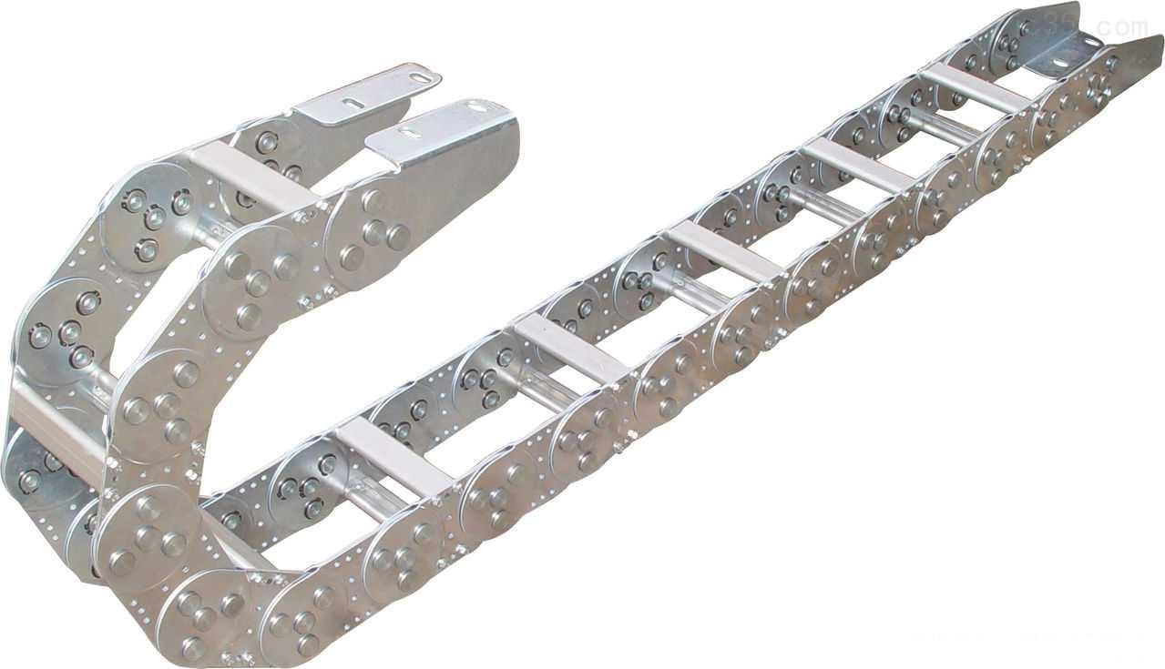 TL型冷轧钢穿线钢铝拖链