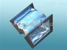 铝箔保温防火软连接于空调