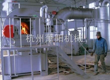 垃圾焚烧炉布袋除尘器的处理工艺
