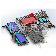 剪板机生产线设备