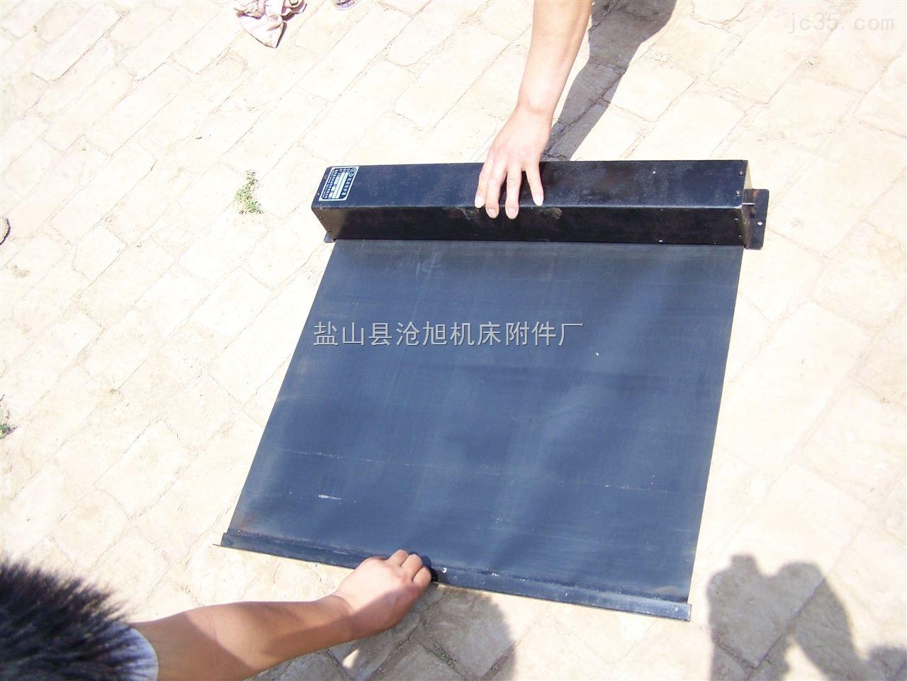 耐高温防火箱体式卷帘防护罩