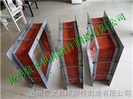 风机专用红色硅钛布耐温通风口软连接